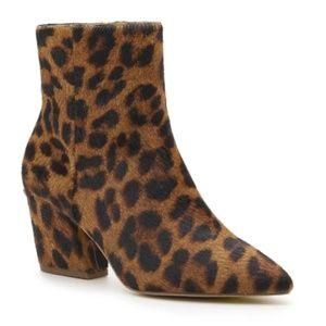Botkier Sasha Bootie - Leopard (Size 7)